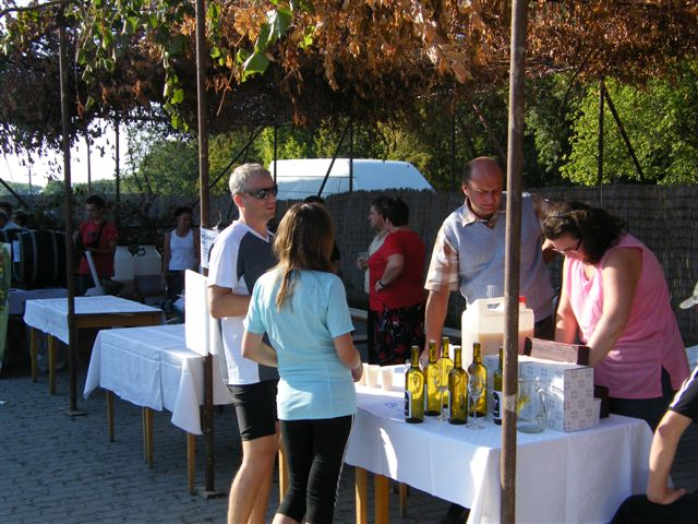 Vinobraní - Hlohovec -Hajda 17.9.2011 020
