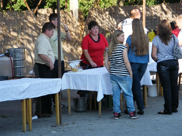 Vinobraní - Hlohovec -Hajda 17.9.2011 024