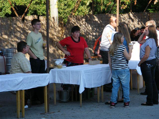 Vinobraní - Hlohovec -Hajda 17.9.2011 025