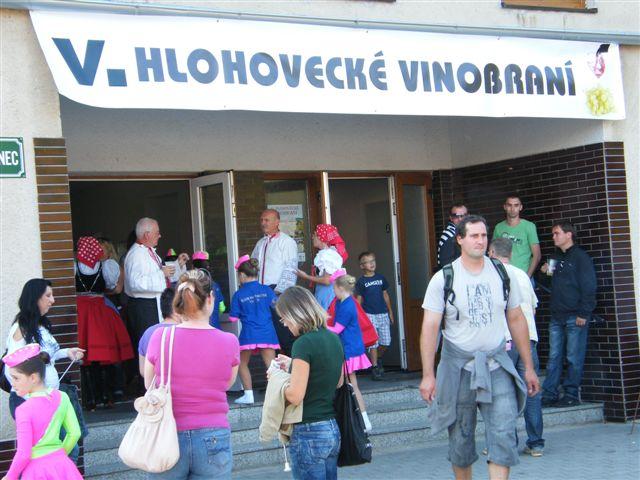 Vinobraní - Hlohovec -Hajda 17.9.2011 027