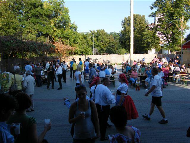Vinobraní - Hlohovec -Hajda 17.9.2011 038